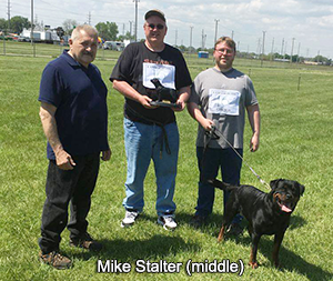 Mike Stalter